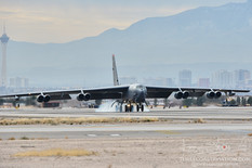 Red Flag 13-2  Boeing B-52H Stratofortress  20th Bomb Squadron - United States Air Force