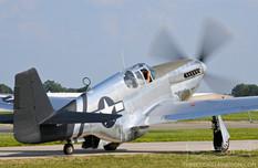 EAA AirVenture Oshkosh - 2019  North American P-51C Mustang 'Lope's Hope 3rd'