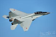 MAKS - 2019  Mikoyan-Gurevich MiG-35 Fulcrum-F