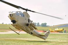 Thunder Over Michigan - 2014  Bell AH-1 Cobra