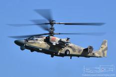 MAKS - 2019  Kamov Ka-52 Alligator