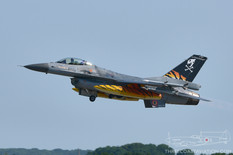 NATO Tiger Meet - 2017  General Dynamics F-16A Fighting Falcon  31 Squadron - Belgian Air Force