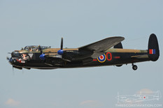 Quinte International Air Show - 2016  Avro Lancaster Mk.X  Canadian Warplane Heritage Museum