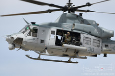 Yuma Airshow - 2019  Bell UH-1Y Venom  VMX-1 - United States Marine Corps