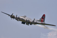 Thunder Over Michigan - 2018  Boeing B-17G Flying Fortress 'Yankee Lady'  Yankee Air Museum