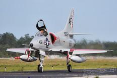 TICO Warbird Airshow - 2012  Douglas A-4C Skyhawk