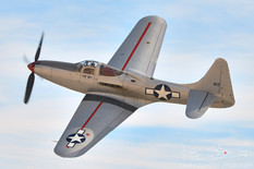 Aviation Nation - 2016  Bell P-63F Kingcobra  Commemorative Air Force
