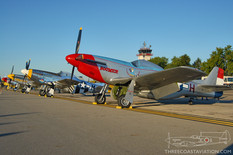 Gathering of Mustangs & Legends - 2007  North American P-51D Mustang 'Boomer'