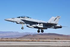NAS Fallon - Oct 30, 2019  Boeing EA-18G Growler  NAWDC - United States Navy