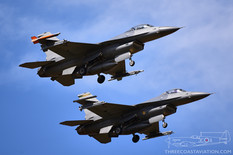 Luke AFB - Oct 31, 2018  General Dynamics F-16C Fighting Falcon  310th Fighter Squadron 'Top Hats' - United States Air Force