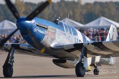 Gathering of Mustangs & Legends - 2007  North American P-51C Mustang 'Princess Elizabeth'