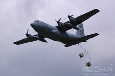 Geneseo Airshow - 2007  Lockheed C-130H Hercules  New York Air National Guard