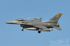 Pt Mugu - Jan 31, 2014  General Dynamics F-16C Fighting Falcon  United States Air Force