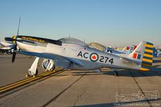 Gathering of Mustangs & Legends - 2007  North American P-51D Mustang 'City of Winnipeg Sqdn.'