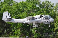 TICO Warbird Airshow - 2012  Grumman OV-1D Mohawk