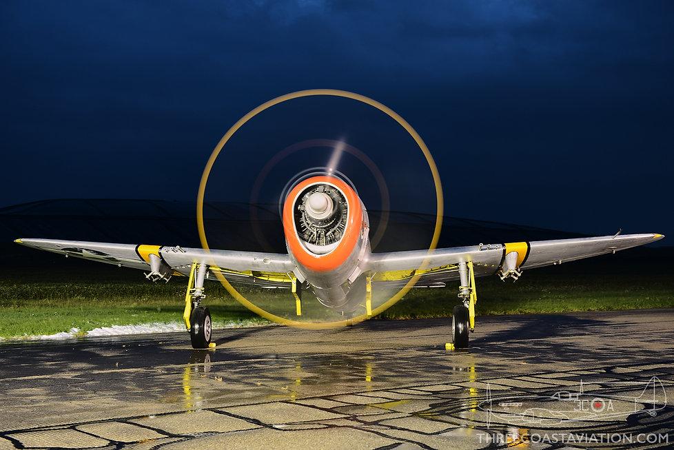Thunder Over Michigan - 2018 - P-47D Thunderbolt