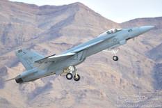 Aviation Nation - 2016  Boeing F/A-18E Super Hornet  VFA-122 Flying Eagles - United States Navy