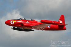 Airshow London - 2019  Lockheed CT-133 Shooting Star  Jet Aircraft Museum