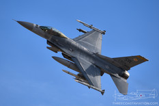 Red Flag 19-1  General Dynamics F-16C Fighting Falcon  79th Fighter Squadron 'Tigers' - United States Air Force