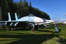 Central Air Force Museum  Sukhoi T-10-1 Flanker-A (Su-27 Prototype)