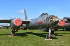 Central Air Force Museum  Ilyushin Il-28 Beagle