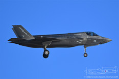 Red Flag 20-1  Lockheed Martin F-35B Lightning II  617 Squadron 'Dambusters' - Royal Air Force