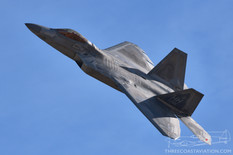 Red Flag 19-1  Lockheed Martin F-22 Raptor  199th Fighter Squadron - Hawaii Air National Guard