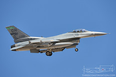 Red Flag 17-4   General Dynamics F-16C Fighting Falcon  112th Fighter Squadron 'Stingers' - United States Air Force