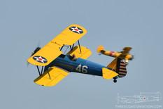 Geneseo Airshow - 2012  Boeing Stearman