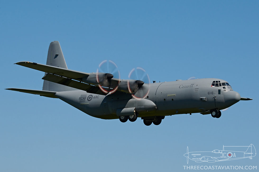 CFB Trenton - Jun 18 2020 - CC-130J