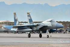 Red Flag 13-2  McDonnell Douglas F-15C Eagle  65th Aggressor Squadron - United States Air Force