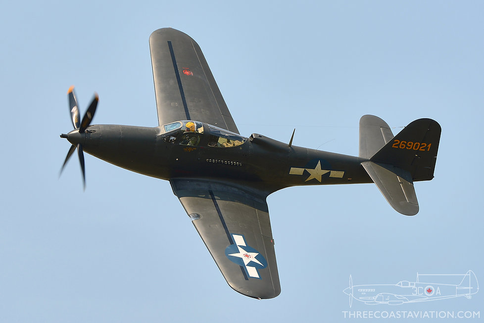 Thunder Over Michigan - 2014 - P-63 Kingcobra