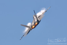 Gathering of Mustangs & Legends - 2007  Lockheed Martin F-22 Raptor  F-22 Raptor Demonstration Team - United States Air Force
