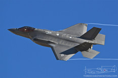 Red Flag 20-1  Lockheed Martin F-35A Lightning II  421st Fighter Squadron - United States Air Force