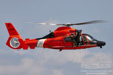Airshow London - 2021  Eurocopter MH-65 Dolphin  United States Coast Guard