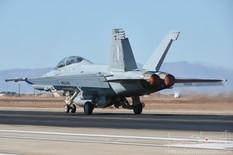 NAF El Centro - Nov 10, 2016  Boeing F/A-18F Super Hornet  VFA-41 Black Aces - United States Navy