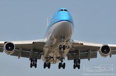 CYYZ - Sep 2, 2009  Boeing 747  KLM
