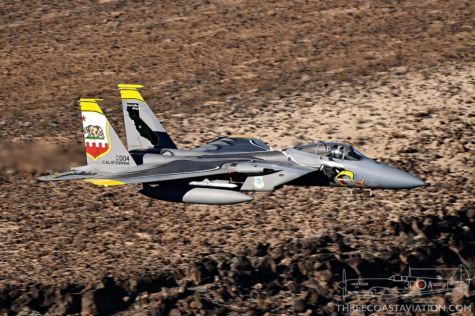 Star Wars Canyon - F-15C Eagle - 194th Fighter Squadron