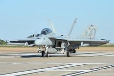 NAF El Centro - Oct 24, 2012  Boeing F/A-18F Super Hornet  VFA-106 Gladiators - United States Navy