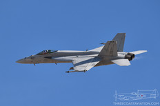 Red Flag 19-1  Boeing F/A-18E Super Hornet  VFA-136 'Knighthawks' - United States Navy