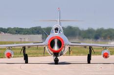 Thunder Over Michigan - 2009  Mikoyan-Gurevich MiG-17 Fresco