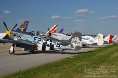 Gathering of Mustangs & Legends - 2007  North American P-51D Mustang 'Geraldine'
