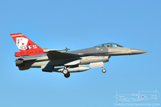 Luke AFB - Feb 21, 2017  General Dynamics F-16C Fighting Falcon  21st Fighter Squadron 'Gamblers' - Republic of China Air Force