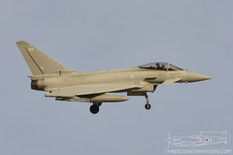 Red Flag 18-1  Eurofighter Typhoon FGR4  11 Squadron - Royal Air Force