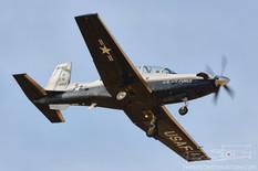 Luke AFB - Jan 30, 2018  Beechcraft T-6A Texan II  459th Flying Training Squadron 'Twin Dragons' - United States Air Force