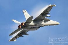 EAA AirVenture Oshkosh - 2021  Boeing EA-18G Growler  VAQ-129 Vikings - United States Navy