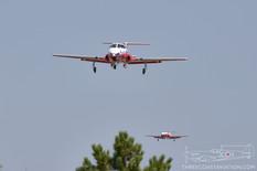 CYYZ - Aug 31, 2012  Canadair CT-114 Tutor  431 Air Demonstration Squadron - Royal Canadian Air Force
