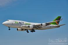 CYYZ - Apr 26, 2021  Boeing 747-400SF  Air ACT cargo
