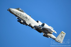 Nellis AFB - Mar 11, 2020  Fairchild Republic A-10C Thunderbolt II  66th Weapons Squadron - United States Air Force