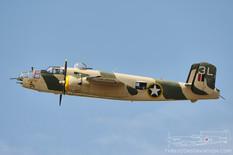 TICO Warbird Airshow - 2012  North American B-25J Mitchell 'Killer B'